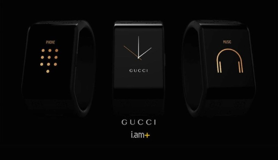 Gucci en Will.i.am komen met slimme armband die zonder smartphone werkt