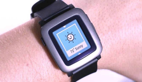 Pebble Time voorzien van flinke firmwareupdate