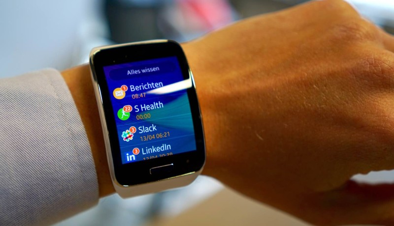 Review: Samsung Gear S smartwatch