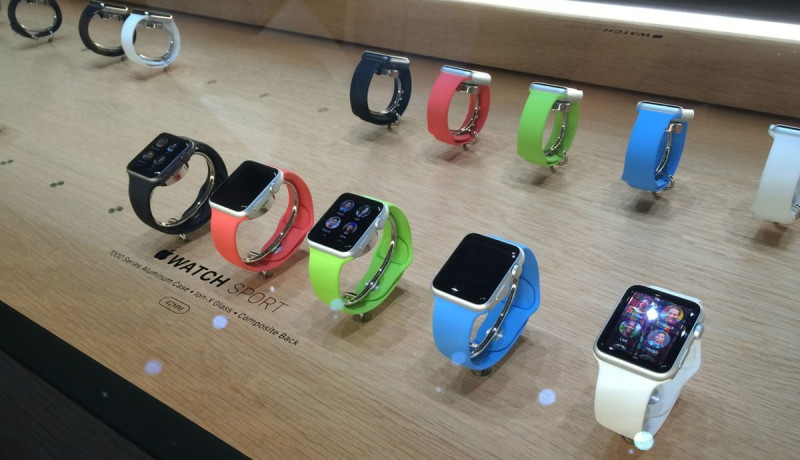 Dit is de meest populaire Apple Watch-horlogeband