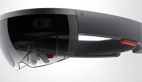 NASA stuurt Microsoft HoloLens de ruimte in