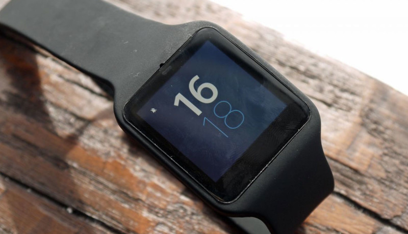 Sony Smartwatch 3 krijgt firmware-update