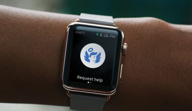 Deze Apple Watch-app verstuurt sms-berichten in nood