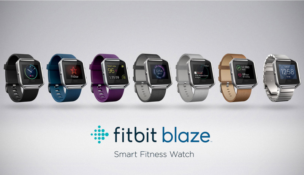 Fitbit Blaze krijgt na update meer functies en watchfaces