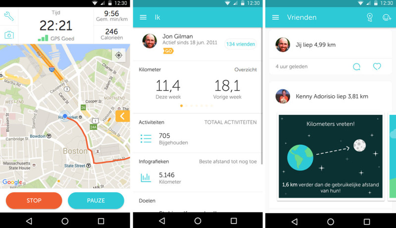Asics neemt fitnessapplicatie Runkeeper over