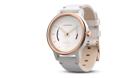 Vivomove is een analoog horloge met activiteitentracking