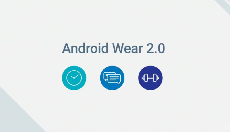 Android Wear 2.0 kan voortaan via Google Play worden geüpdatet