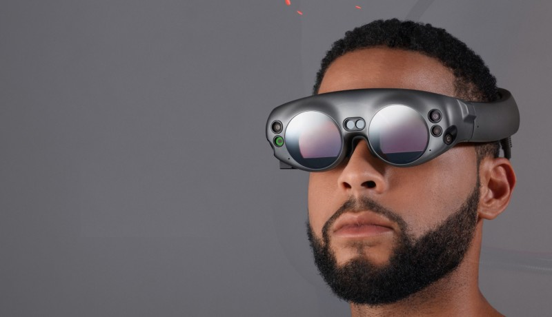 Goedkoopste bril van Magic Leap even duur als high-end smartphone