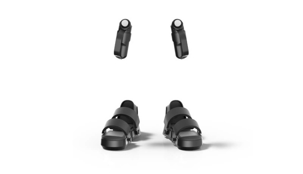 Cerevo laat speciale VR-sandalen zien die voetbewegingen doorgeven