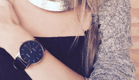 De Nowa Shaper is een smalle en simpele hybride smartwatch