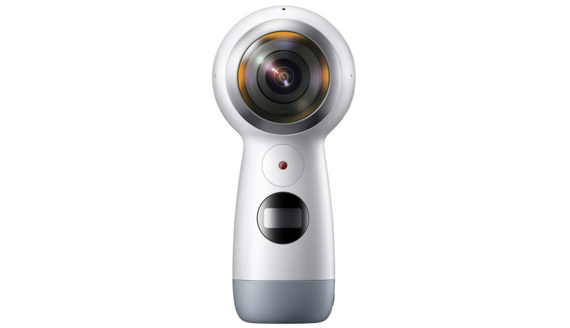 Samsungs nieuwe Gear 360 biedt 4K video en livestreams in 360-graden