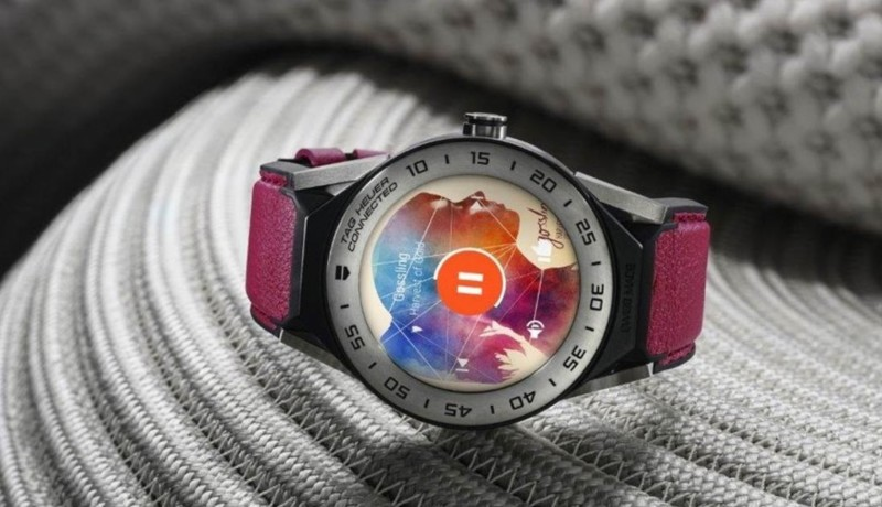 Tag Heuer kondigt Android Wear-horloge Connected Modular 41 aan