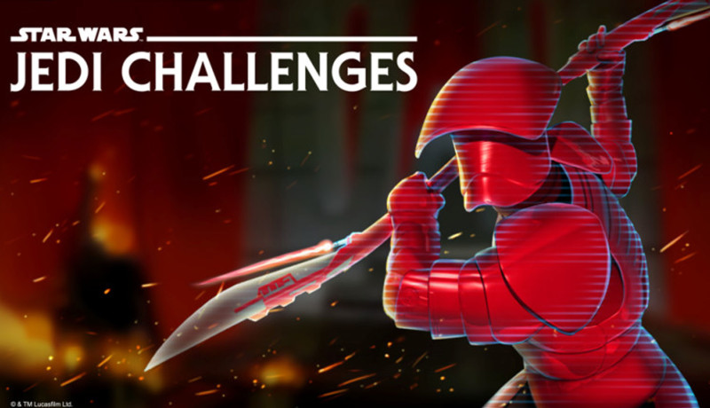Star Wars: Jedi Challenges krijgt content op basis van The Last Jedi