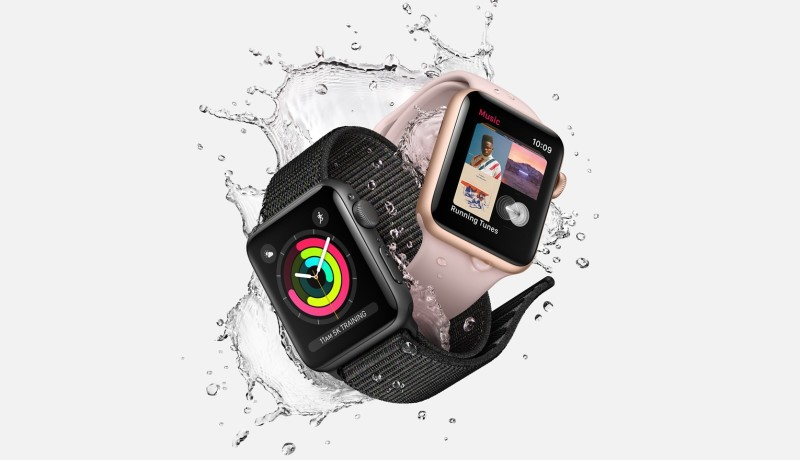 Apple registreert zes nieuwe Apple Watch-modellen