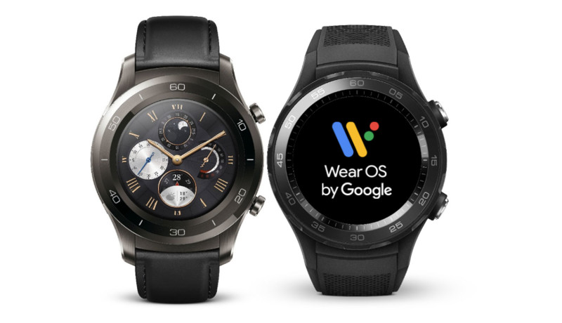 Developer preview Wear OS brengt Android P, donker thema en meer