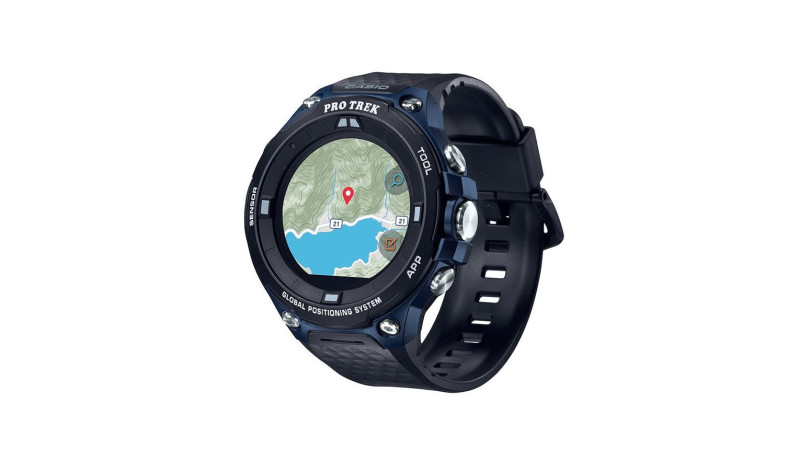 Casio PRO TREK Smart-outdoorhorloge krijgt diverse sport- en outdoorapps