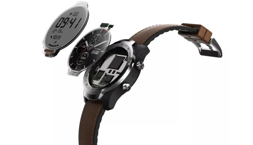 TicWatch Pro van Mobvoi is een smartwatch met twee schermen
