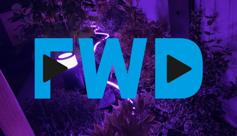FWD Weekly update: Philips Hue buitenverlichting en een 8K tv