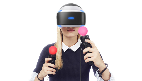 Virtual reality-bril PlayStation VR nu verkrijgbaar in Nederland