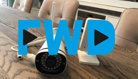 FWD Weekly update: WoonVeilig HD-camera's, Como Audio Musica en een verslag van het bezoek aan LG