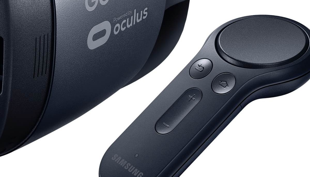 Samsung brengt controller uit voor Gear VR virtualrealitybril