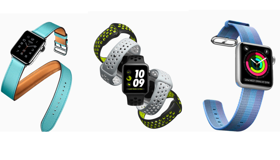 'Apple Watch 3 verschijnt volgende maand gelijktijdig met iPhone 8'