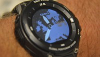 Review: Casio Pro Trek - Android Wear 2.0-smartwatch met dubbel scherm